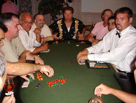Casino Theme Party Photo 17