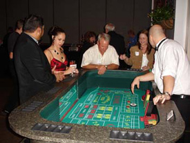 Casino Theme Party Photo 12