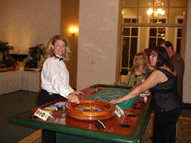 Casino Theme Party Photo 11