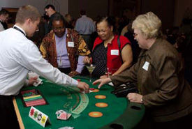 Casino Theme Party Photo 3